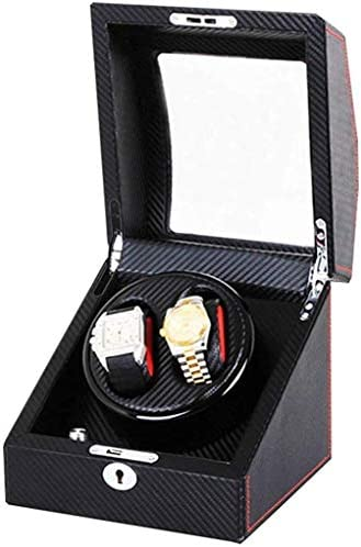 、色名:B:ギフトウォッチワインダーウォッチワインダーボックス自動機械式時計は、ボックスエレクトリックウォッチボックスウォッチワインダー(B色)の巻 (Color : A)