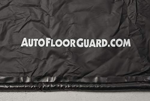 AutoFloorGuard AFGP-7918 Black 7'9''x18' AFG MidSize Containment Mat by AutoFloorGuard (Image #1)
