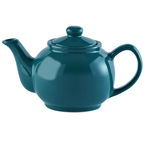 Price & Kensington Brights Teapot, 15-Fluid Ounces, Teal Blue
