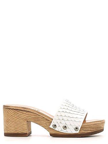 Keys 5527 Sandals Women White 6UpV6FbTA