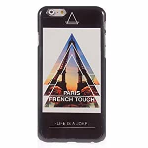 PG iPhone 6 Plus compatible Cartoon/Special Design/Novelty Back Cover