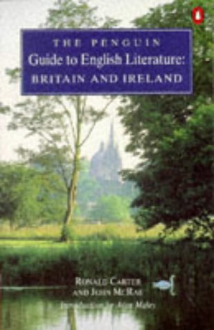 The Penguin Guide to English Literature: Britain and Ireland (General Adult Literature)