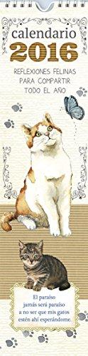 Descargar Libro Calendario 2016. Reflexiones Felinas Vv.aa.