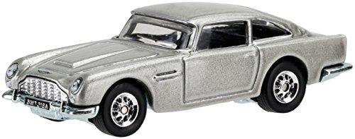 Aston Martin Replica - Hot Wheels Retro Entertainment Diecast Aston Martin DB5 Vehicle