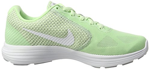 3 Damen Scarpe Donna NikeNike Revolution Fresh Grey Multicolore Laufschuhe White Mint Running wolf CIwS5S