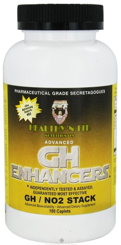 Healthy 'N Fit Adv Gh Enhancer 180 Cap Advanced Gh Enhancers