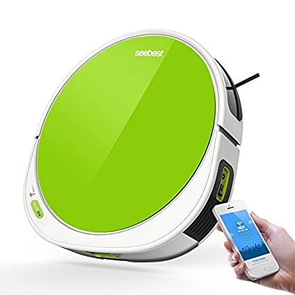 Amazon.com - seebest WiFi APP Control Robot Vacuum Cleaner with V ...