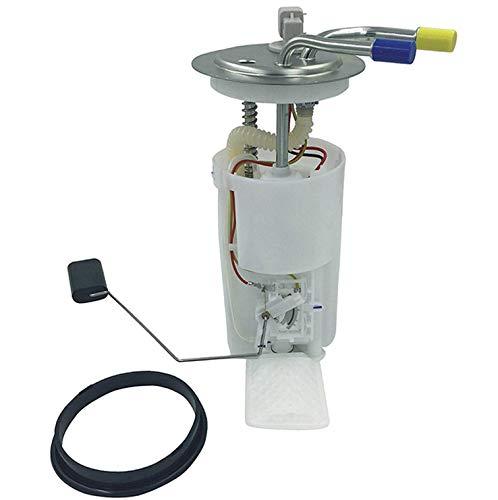 CUSTONEPARTS New Electric Fuel Pump Module Assembly with Fuel Sending Unit Fit 02-04 Chevrolet Suburban 1500 GMC Yukon XL 1500 5.3L Flex Fuel (8th Vin Digit Z) E3560M 88966963 ()