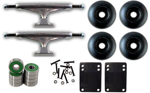 INDEPENDENT 149mm SKATEBOARD TRUCKS, Wheels, ABEC 7 BEA ()