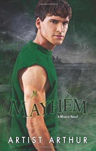 book cover of Mayhem
