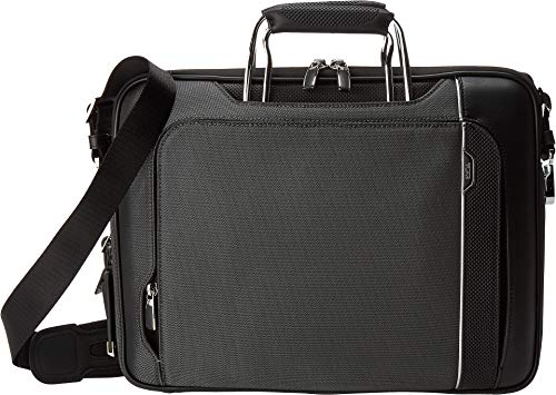 - Tumi Men's Arriv¿ Hannover Slim Brief Pewter One Size