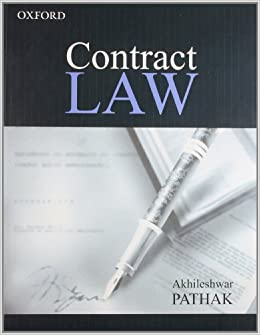 Buy Contract Law In India Text And Cases Book Online At Low Prices - Online contract law