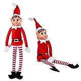 "Elves Behavin' Badly - 12"" Vinyl Faced Naughty Elf"