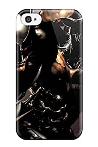 Durable Protector Case Cover With Wolverine Hot Design For Iphone 4/4s