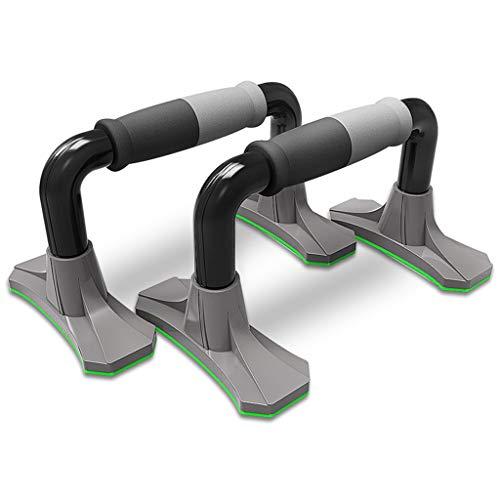 XIAOD El H-Tipo Push-UPS, Equipo de la Aptitud del Pecho, Empujar-Sube Antideslizante casera