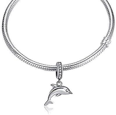 ciondolo pandora delfino