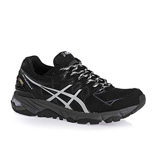 Asics Gel-Fujitrabuco 4 G-TX - Zapatillas de Correr EN Montaña Para Mujer negro