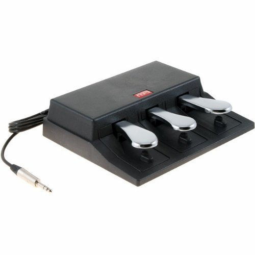 Nord Triple Pedal Triple-Velocity, Motion-Sensing Piano Pedal for Nord Piano 88/Nord Stage 2 by Nord