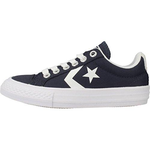 Zapatillas para ni�o, color Azul , marca CONVERSE, modelo Zapatillas Para Ni�o CONVERSE CHUCK TAYLOR STAR PLAYER 2V OXSTAR PLAYER EV OX Azul Azul