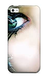 For Iphone Case, High Quality Eye Women People Women For Iphone 5c Cover Cases by lolosakes