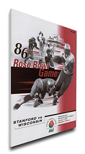 rose bowl game program - 9