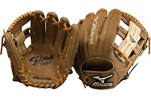 Mizuno Global Elite GGE4 Baseball Fielder's Mitt (11.5-Inch, Right Handed Throw)