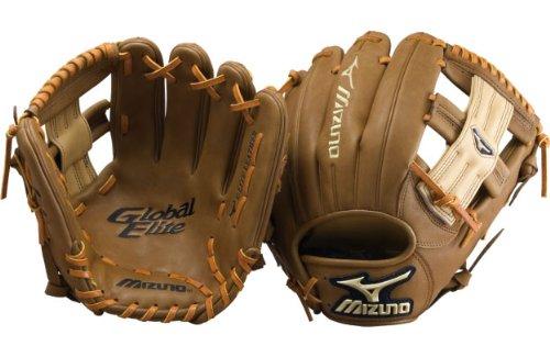Mizuno Global Elite GGE4 Baseball Fielder's Mitt (11.5-Inch, Right Handed Throw) by Mizuno