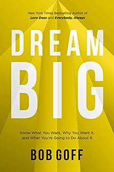 Dream Big 1400219493 Book Cover