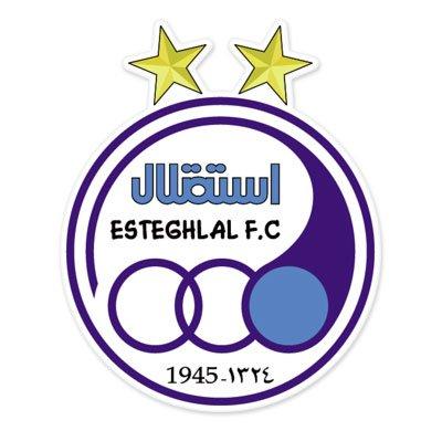 fan products of Esteghlal FC - Iran Football Soccer Futbol - Car Sticker - 5