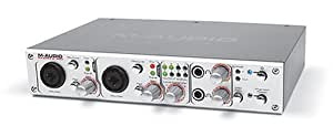 M-Audio FireWire 410 4-In/10-Out FireWire Mobile Recording Interface