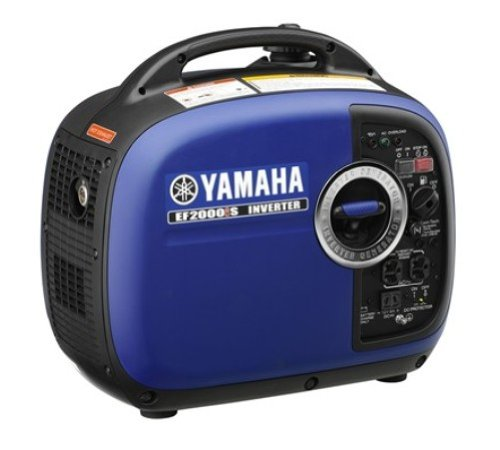 Yamaha EF2000is Inverter quiet generator