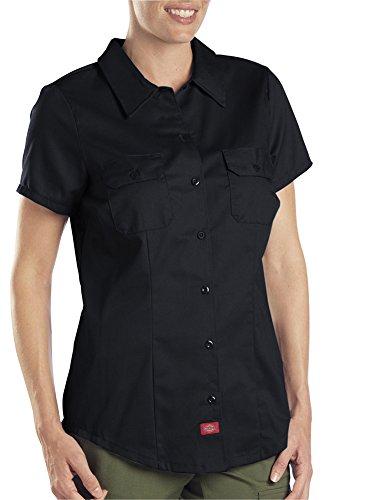 Dickies - Camisas - para mujer negro