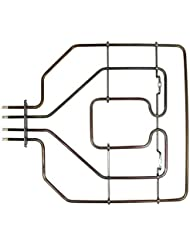 bartyspares Cooker Oven Grill Heating Heater Element For Bosch & Siemens -2300W Replaces 684722