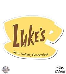 GT Graphics Gilmore Girls Luke's Diner -...