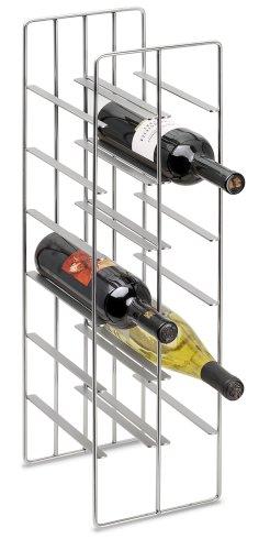 Blomus Wine Bottle Storage, Holds 12 Bottles