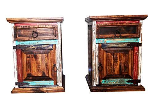 INSPIRE Q Kenton X Base Wood Accent Table, Espresso