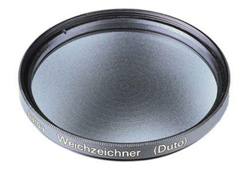 Hama Effekt-Filter, Weichzeichner, 2-fach Vergütung, Für 62 mm Foto-Kameraobjektive