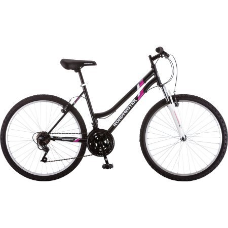 "Roadmaster 26"" Granite Peak Women's Bike, Black"