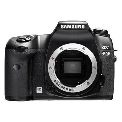 Samsung GX20 - Cámara Réflex Digital 14.6 MP (Cuerpo): Amazon.es ...