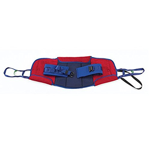 Drive Medical Sit-to-Stand Sling, Red, Large by Drive Medical