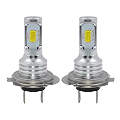 H7 LED Fog Light Bulb Newest Version 357...