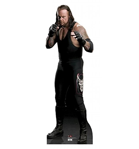 Life Undertaker - The Undertaker - WWE - Advanced Graphics Life Size Cardboard Standup