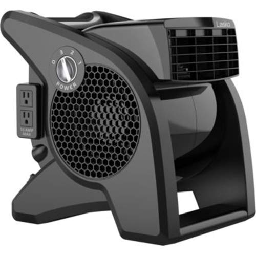 Lasko Pro-Performance Pivoting Blower Utility Fan