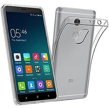 Xiaomi Redmi Note 4 / Note 4X Case, TopACE Ultra Thin Transparent Soft Gel  TPU