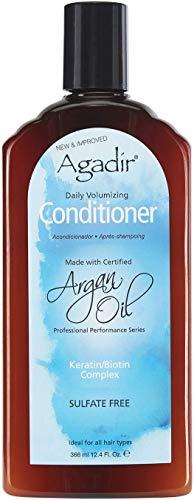 AGADIR Argan Oil Daily Volumizing Conditioner, 12.4 Oz