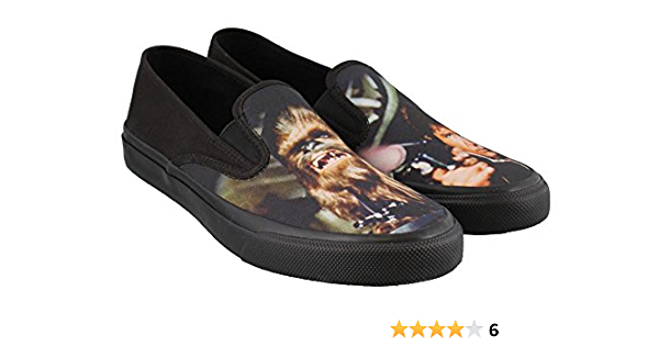 Sperry Star Wars Cloud Slip-On Chewie