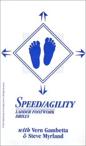 Price comparison product image Speed / Agility Ladder Footwork Drills [VHS]