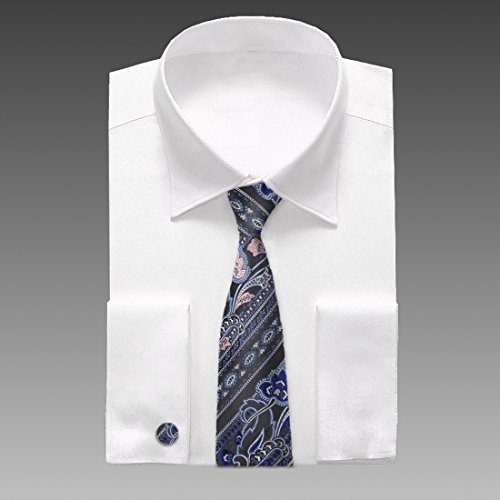 H5005 Paisley Y Adults Tie Gift of Various 3PT Colors Silk amp;G Idea By Day YAC1B02 q7R6twq