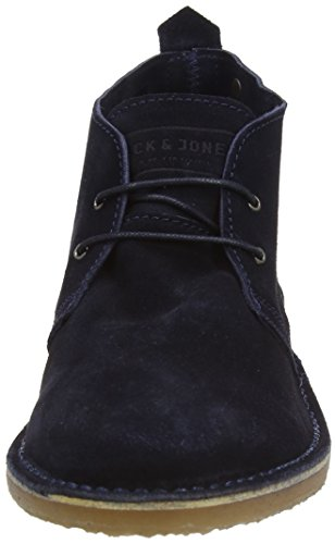 Jack & Jones Mens Navy Blazer Jfwgobi Dessert Boots-uk 7