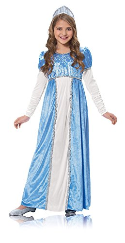 Ladies Fairytale Costumes (Costume Culture Women's Fairytale Princess Girl's Costume, Blue, Large)
